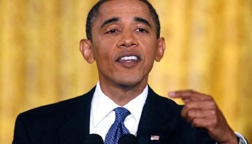 Barack Obama promete prohibir la venta de armas de tipo militar