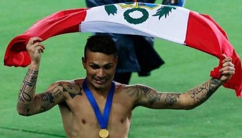 """Paolo Guerrero podría recibir los """"Laureles Deportivos"""""""