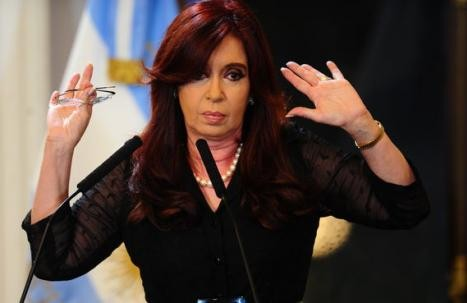 Periódico argentino: régimen de Cristina Fernández apoya al prosenderista Movadef