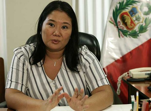 Keiko Fujimori sobre Alberto Fujimori: espero que sea la última Navidad que pase en la cárcel