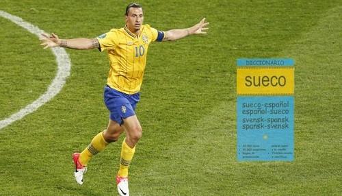 En Suecia homenajean a Zlatan Ibrahimovic con palabra en el diccionario