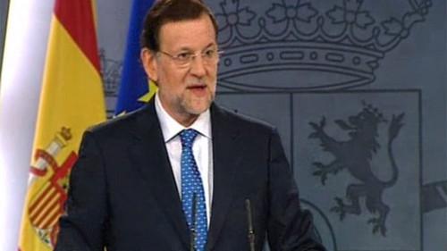 Mariano Rajoy advierte: el 2013 será un año muy duro para España
