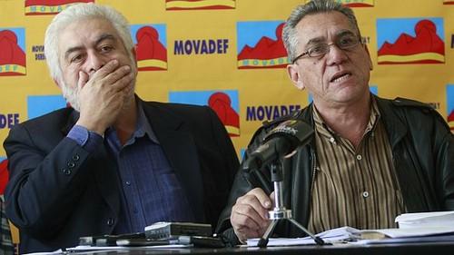 Afirman tener pruebas para denunciar al Movadef