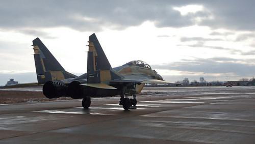 India recibe de Rusia  cuatro cazas  MiG-29K/KUB