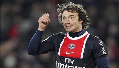 Diego Lugano quiere dejar el Paris Saint Germain