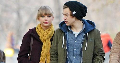 Harry Styles y Taylor Swift pasan horas en Skype