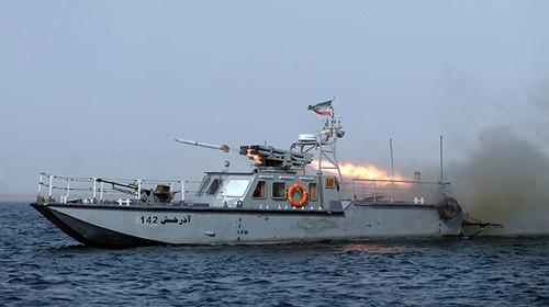 Irán realizó con éxito la prueba de sus nuevos misiles