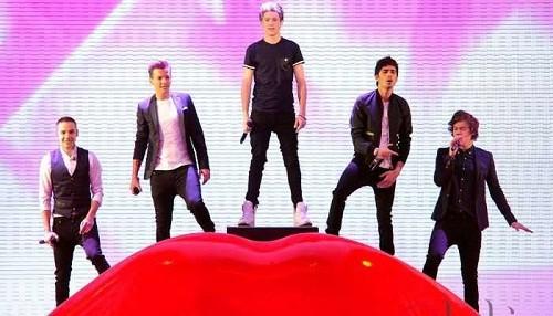 One Direction: Así recibieron el Año Nuevo los integrantes de la banda