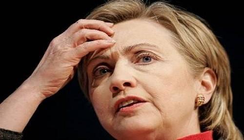 Hillary Clinton fue dada de alta