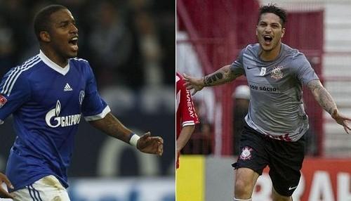 Jefferson Farfán y Paolo Guerrero nominados al 'Jugador más Popular del 2012'