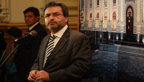 Juan Jiménez: Gobierno ha mejorado la institucionalidad en lucha anticorrupción