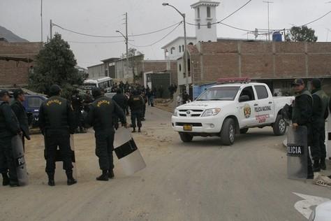 En el 2012 se desarticularon 65 bandas criminales en Trujillo