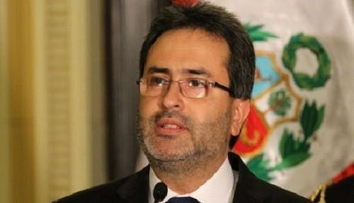 Premier Jiménez restó importancia a la denuncia de Antauro