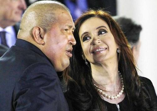 Argentina: Cristina Fernández viajará el jueves a Cuba para visitar a Hugo Chávez