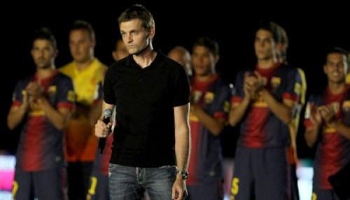 Tito Vilanova viajará a Brasil para seguir tratándose de su enfermedad