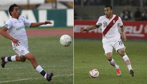Peruanos Christian Cueva y Luis 'Cachito' Ramírez jugarán en el Ponte Preta