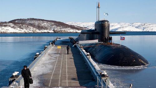 Rusia modernizará  15 submarinos nucleares