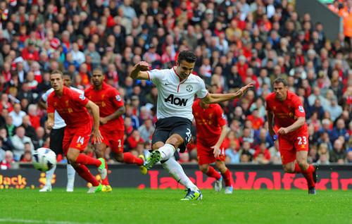 Premier League: Manchester United derrotó 2 a 1 al Liverpool