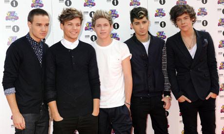 One Direction llegó a Tokio para inicio del rodaje de su película