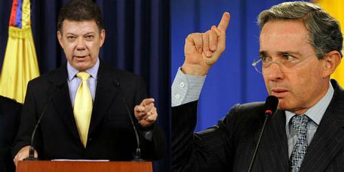 Álvaro Uribe sobre nombramientos: Juan Manuel Santos es un canalla