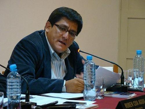 Bancada fujimorista no suspendió al parlamentario Aldo Bardalez