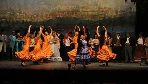 Lima y la Zarzuela: Danzas por el aniversario de Lima