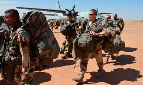 EE.UU. instruía a los que ahora son terroristas en Mali
