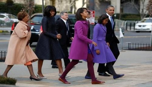 EE.UU EN VIVO: siga la segunda asunción de Barack Obama