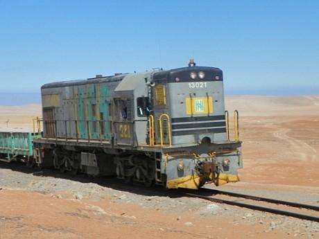 Empresa de Bolivia pretende operar la ruta chilena del tren Arica a La Paz