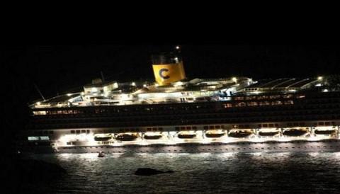Italia: Joven se encontraba en una caja cuando el crucero se hundió