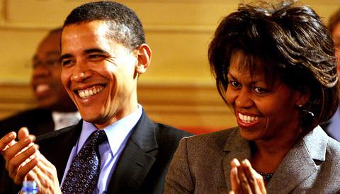 Barack Obama comparte saludo de cumpleaños para su esposa en Facebook