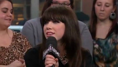 Justin Bieber se declara fan de Carly Rae Jepsen (Video)