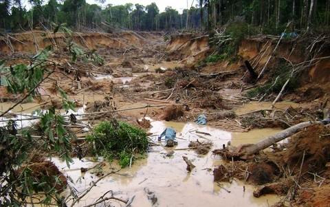 estudio impacto medio ambiental extraccion gravas: