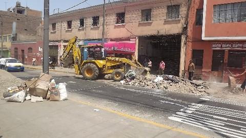 Municipalidad Metropolitana de Lima realizará campaña de limpieza en el Cercado de Lima