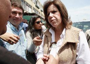 Lourdes Flores: 'Inmunidad parlamentaria debe mantenerse'