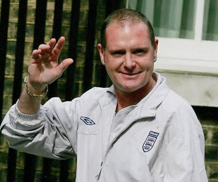 Paul Gascoigne reveló que consumía cocaína antes de jugar un partido