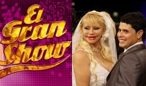Susy Díaz y su esposo Andy V estarán este sábado en Reyes del Show