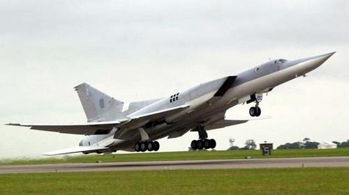 China compró 36 bombarderos rusos Tu-22M3