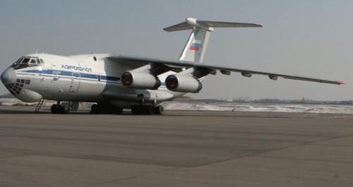 Llegan a Moscú  ciudadanos rusos evacuados desde Siria