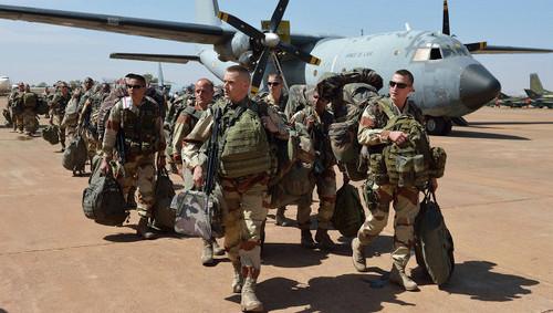 Francia paga en la guerra de Malí las facturas de Libia
