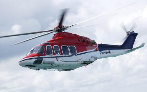 Rusia comprará siete helicópteros AgustaWestland AW139
