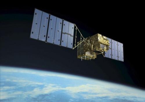 El satélite soviético Cosmos-1484  se habría estrellado en el este de Canadá