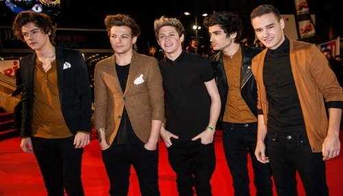 One Direction brillaron en los NRJ Music Awards 2013 [FOTOS]