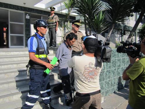 Serenazgo de Barranco y Policía Nacional capturan banda de asaltantes 'Los Macacos de Surco'