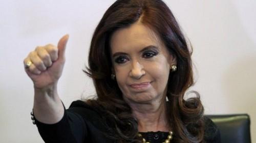 Cristina Fernández: con Cuba al mando de la CELAC se marca un 'cambio de época'