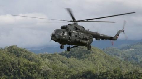 Helicóptero de la Policía se precipitó  al río Majes en Arequipa y dejó 4 heridos