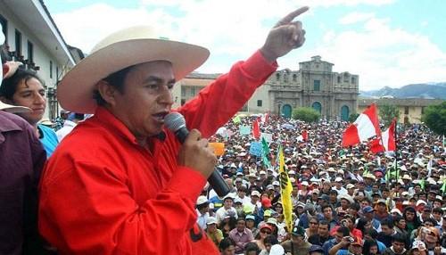 Gregorio Santos acusó al Gobierno del desempleo en el país