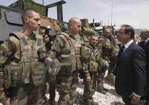 El presidente de Francia viajará a Mali