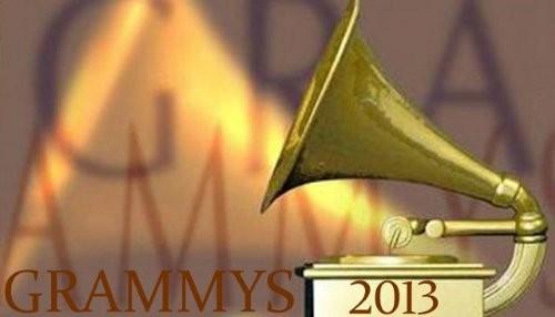 Grammy Awards 2013: Lista de ganadores