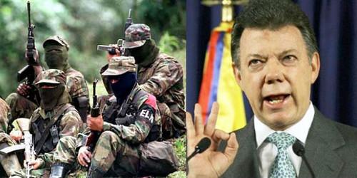 Gobierno de Juan Manuel Santos a las FARC: la paz es ahora o nunca